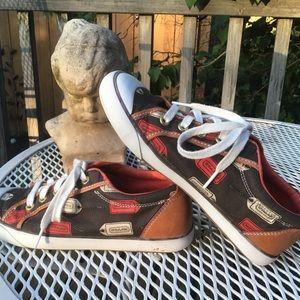 Coach🐎Barrett Leatherware Sneakers | Shoes